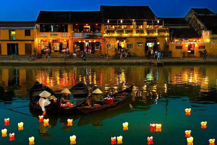 Lịch trình tour Ngũ Hành Sơn- Hội An