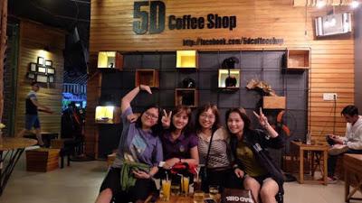 Truy lùng quán cafe kiêm homestay đang cực hot ở Đà Nẵng