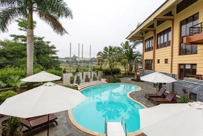 Khách Sạn Mai Châu Lodge cao cấp sang trọng giữa núi rừng Hòa Bình