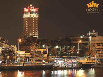 Gopatel Hotel Spa Khách sạn 4 sao tại Đà Nẵng