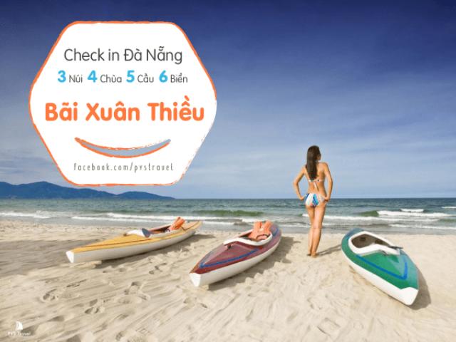 Thích thú Check In 3 núi, 4 chùa, 5 cầu, 6 biển ở Đà Nẵng