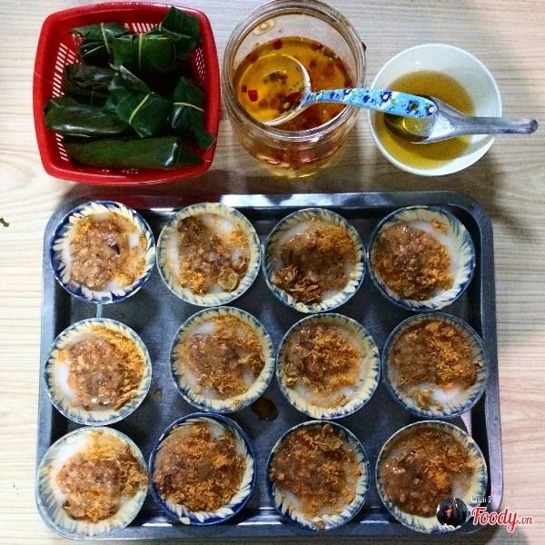 Bánh bèo cô Tiên – đường Hoàng Diệu hấp dẫn với hương vị dân dã