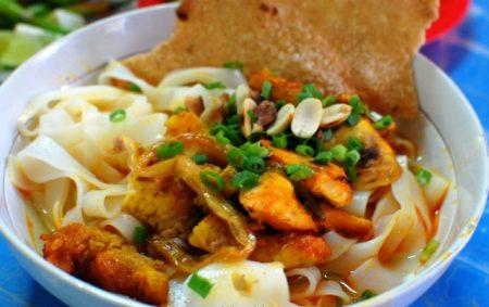 Hít hà với hương vị mì Quảng 1A Hải Phòng