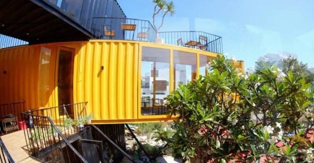 Rủ nhau check-in ở 4 quán cà phê container siêu độc lạ ở Đà Nẵng