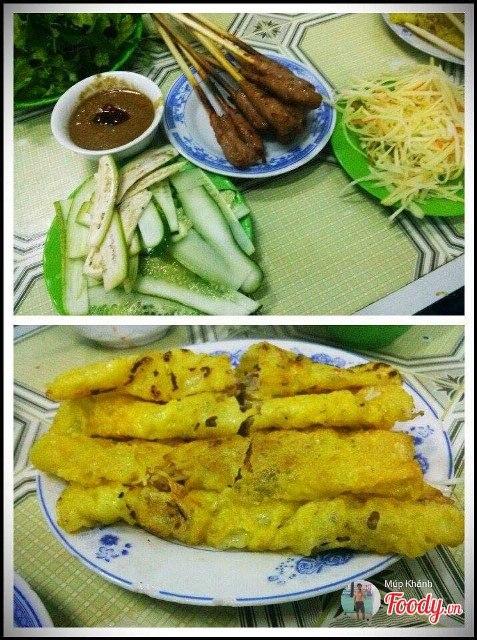 Ăn gì vào những ngày mưa bất chợt ở Đà Nẵng
