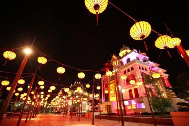 Không thể bỏ qua những địa điểm chơi trung thu ở Đà Nẵng