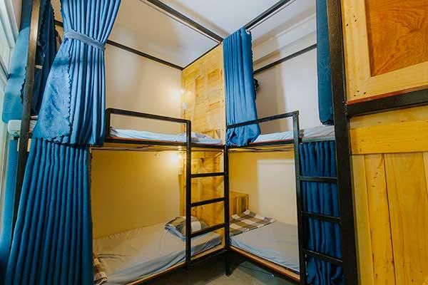 HANIGO CS2- Phòng giường tầng