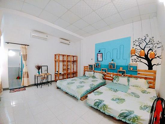 HANIGO 2-Phòng Family lớn với 2 giường lớn