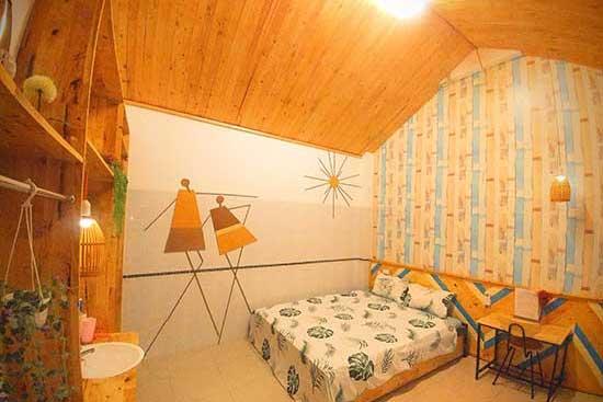CS1- Phòng gỗ Love Room cho 2 người