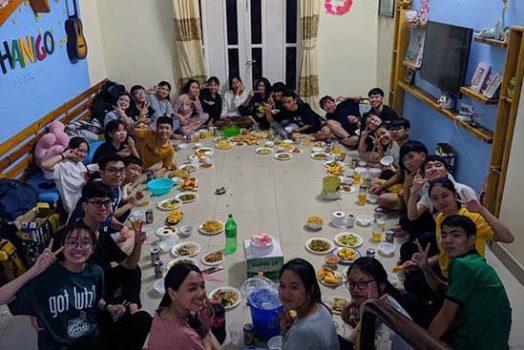Thuê homestay, nhà nguyên căn tại Đà Nẵng tổ chức tiệc tất niên, sinh nhật