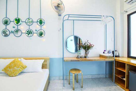 Phòng homestay Đà Nẵng gần cầu Rồng, gần biển cho thuê tháng- đủ nội thất