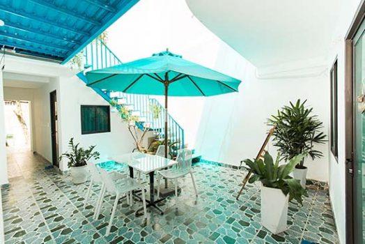 Homestay nguyên căn Đà Nẵng cho 6-14 người- Nhà riêng nguyên căn giá rẻ, gần biển, cầu Rồng 1km