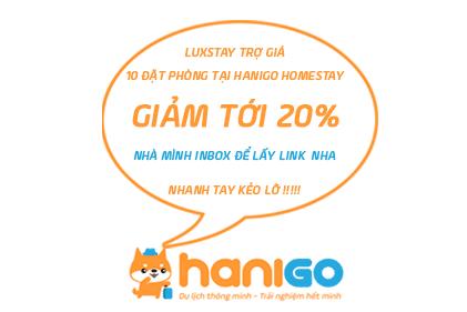 Luxstay trợ giá – Đặt Phòng HANIGO Homestay Đà Nẵng giá rẻ